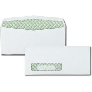 Quality Park Bagasse No. 10 Window Envelopes (Box of 500)