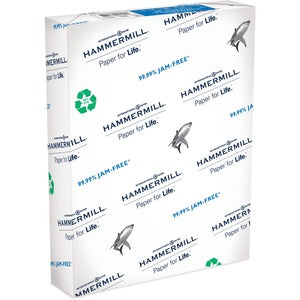 GWT 100% Recycled Copy & Multiuse Paper (10 Reams of 500 Sheets)