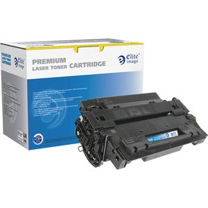 Elite Image Remanufactured HP 255X HighYld Toner Cartridge
