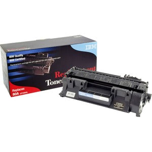 IBM Remanufactured Toner Cartridge - HP 80A (CF280A)