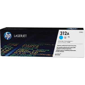 HP 312A Original Toner Cartridge - Single Pack