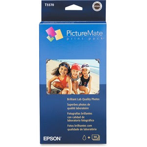 Epson Print Cartridge/Paper Kit (Pack of  )