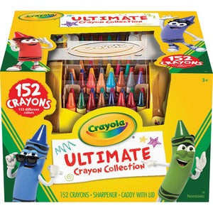 Crayola Ultimate 152 Crayon Collection (Box of  )