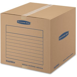 Fellowes SmoothMove Medium Basic Moving Boxes (Pack of 20)