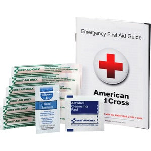 First Aid Only First Aid Guide Refill Kit