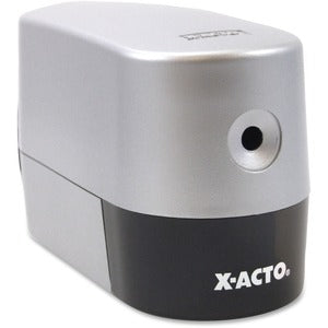 X-Acto Silver Electric Pencil Sharpener