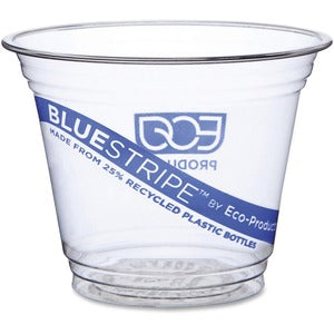 Eco-Products BlueStripe Cold Cups (Pack of 5)