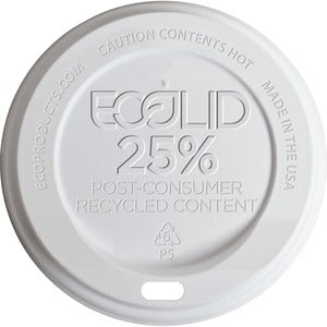 Eco-Products Evolution World Hot Cup Lids (Carton of 1)