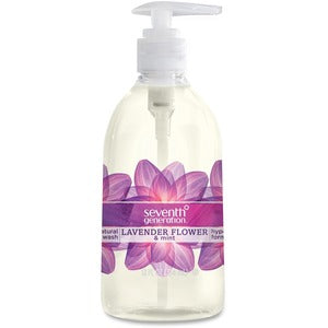 Seventh Generation Lavender Flower & Mint Handwash