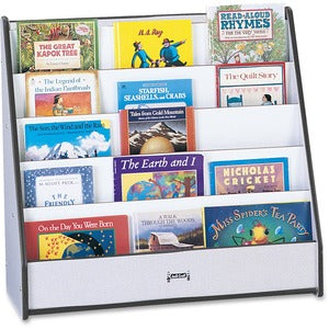 Rainbow Accents Laminate 5-shelf Pick-a-Book Stand
