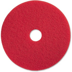 Genuine Joe Red Buffing Floor Pad (Carton of 5)
