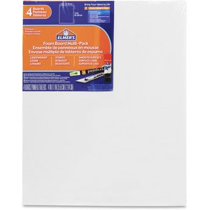Elmer's Sturdy-board Foam Board (Pack of 4)
