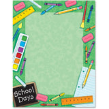 Geographics School Design Printable Paper (Pack of 100)