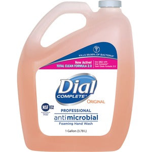 Dial Professional DialComplete Prof Foaming Hand Soap Refill (Carton of 4)