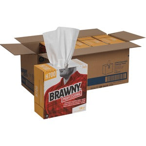 Brawny Industrial Wipers (Carton of 5 Boxes)
