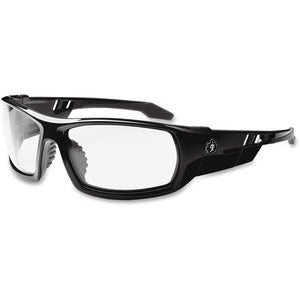 Ergodyne Skullerz Fog-Off Clear Lens Safety Glasses