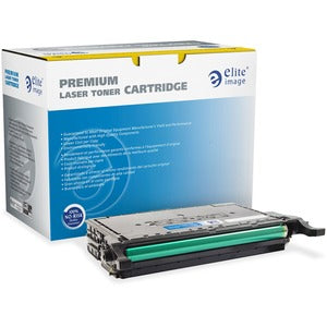 Elite Image Remanufactured Toner Cartridge - Alternative for Samsung (CLP775B)