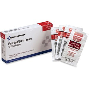 PhysiciansCare First Aid Only Burn Cream (Box of 12)