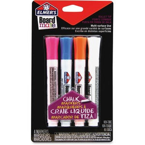 Elmer's Board Mate Chalk Markers (Pack of 4)