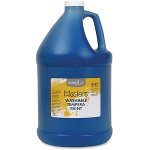Handy Art L.Masters Washable Tempera Paint Gallon