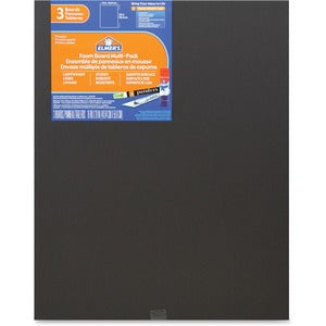 Elmer's 3-pack Black Foam Boards (Pack of 3)