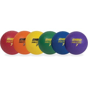 Champion Sports Rhino Skin PG 8.5 Playground Balls (Set of  )