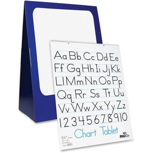 Flipside Deluxe Chart Stand/DryErase Tablet Set (Set of  )