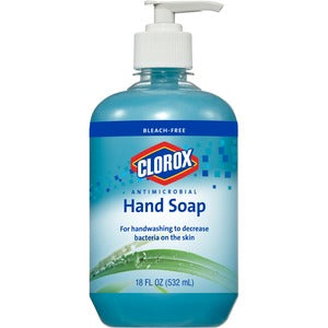 Clorox Antimicrobial Hand Soap