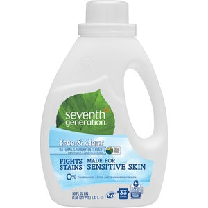 Seventh Generation 50 oz. Natural Laundry Detergent (Carton of 6)
