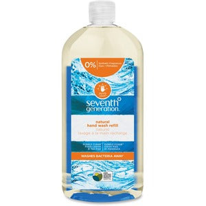 Seventh Generation Purely Clean Natural Hand Wash Refill (Carton of 6)