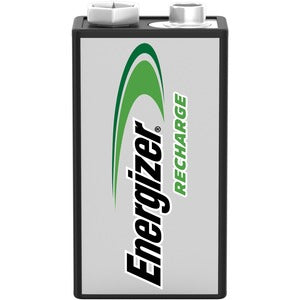 Energizer 9V Recharge Battery (Carton of 24 Packs - containing 1 Each)