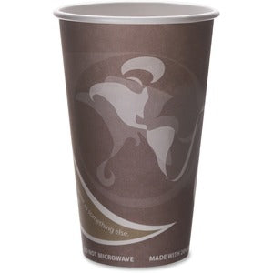 Eco-Products Recycled Hot Cups (Carton of 1 Pack - Each 5)