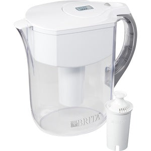 Brita Large 10 Cup Grand Water Pitcher with Filter