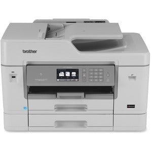 Brother Business Smart MFC-J6935DW Inkjet Multifunction Printer - Color - Duplex Printing - Desktop