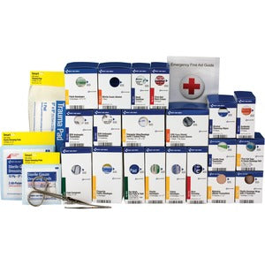First Aid Only First Aid Only 22-Piece SC First Aid Cabinet Refill (Box of  )