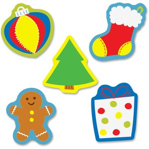 Carson-Dellosa Holiday Mix Mini Cut-outs (Pack of 41)