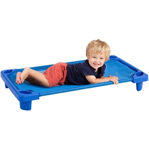 ECR4KIDS Toddler Assembled Streamline Cot (Carton of 6)