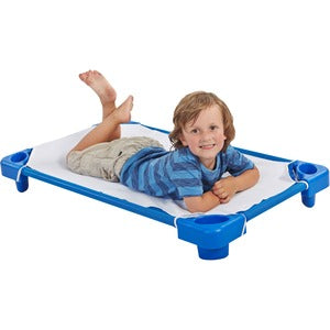 ECR4KIDS Standard RTA Stackable Kiddie Cot (Carton of 6)