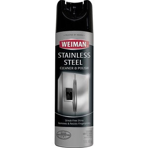Weiman Products Stainless Steel Cleaner/Polish