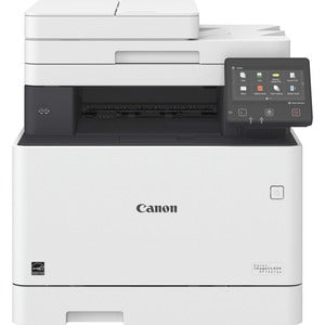 Canon imageCLASS MF731Cdw Laser Multifunction Printer - Color - Plain Paper Print - Desktop