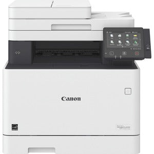 Canon imageCLASS MF735Cdw Laser Multifunction Printer - Color - Plain Paper Print - Desktop