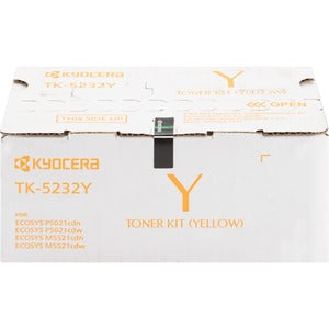 Kyocera TK-5232Y Original Toner Cartridge - Yellow