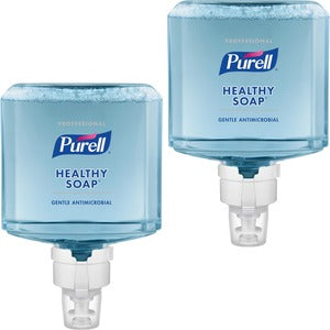PURELL ES8 Prof 0.5% BAK Foam HEALTHY SOAP (Carton of 2)
