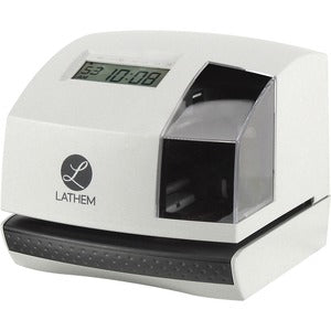 Lathem 100E Electronic Time Clock