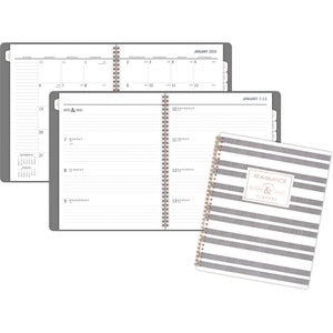 At-A-Glance Badge Stripe Weekly/Monthly Planner