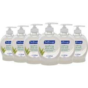 Softsoap Aloe Vera Hand Soap (Carton of 6)