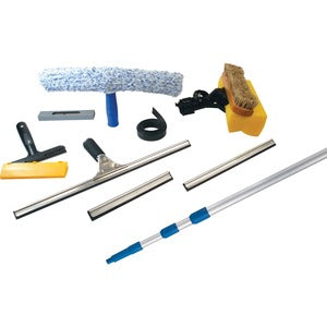 Ettore Universal Window Cleaning Kit (DEFAULT)