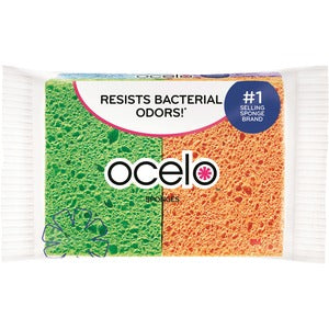 O-Cel-O StayFresh Sponges (Pack of PK )