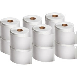 "Dymo LabelWriter 4""x2-1/4"" Labels (Pack of 12 Rolls)"