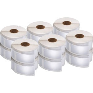 "Dymo LabelWriter 2-1/8""W Labels (Pack of 12 Rolls)"